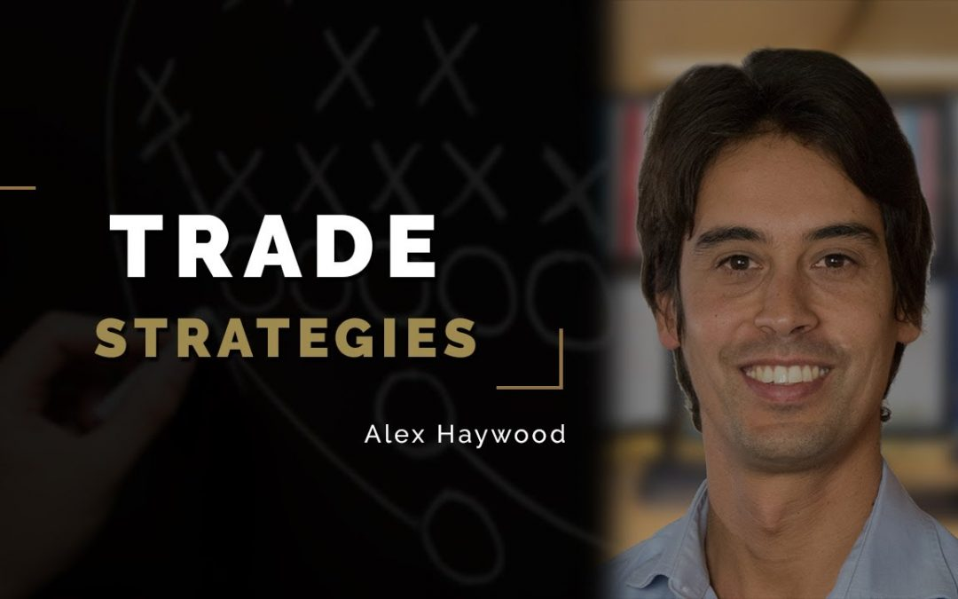 Professional Trader Alex Haywood Diving into Order Flow – Thursday, 4:30PM EST