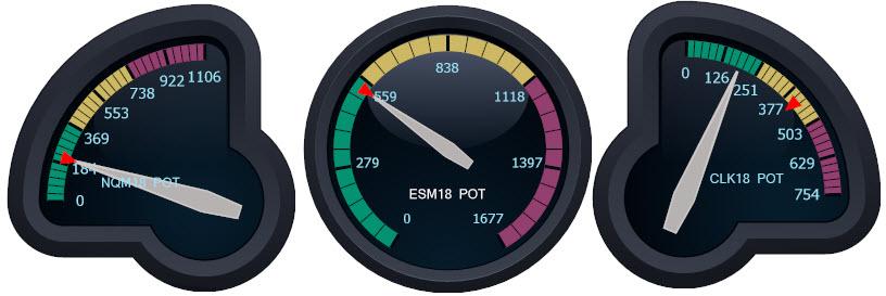smart gauge pace of tape