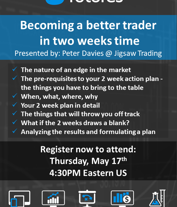 Become a better trader – in 2 weeks.